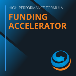 Funding Accelerator by CMS360. Get Investor Ready.