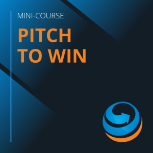 Pitch To Win course by CMS360. Get Investor Ready.